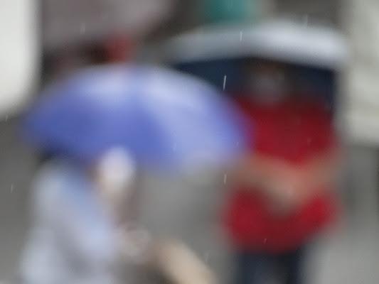 Qualche goccia di pioggia di iento