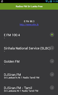 Radios FM Sri Lanka Free - náhled
