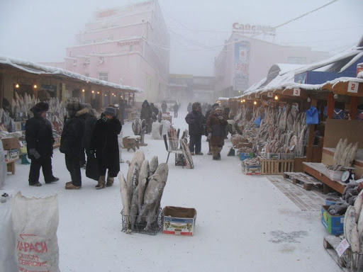Yakutsk, Russia: The Coldest City in the World