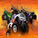 Cross the hill by car: Enjoy the exciting game! icon