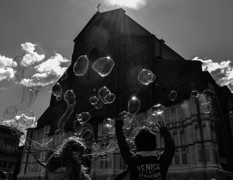 Bolle in Piazza Maggiore di gianfi51
