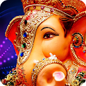 Ganpati /Ganesh Live Wallpaper icon