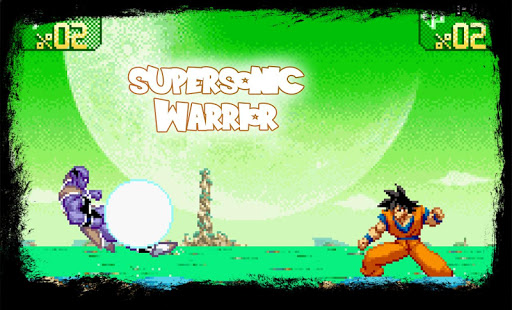 Dragon Z Fighter - supersonic Warrior for PC