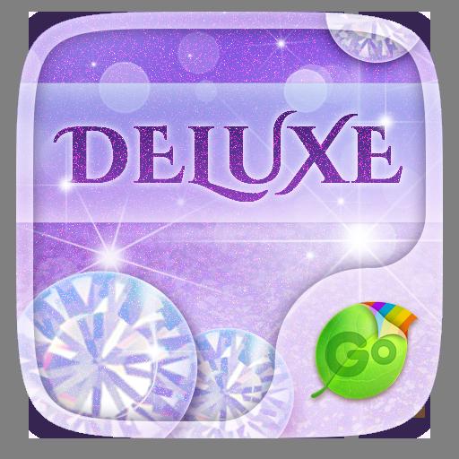 Deluxe GO Keyboard Theme Emoji
