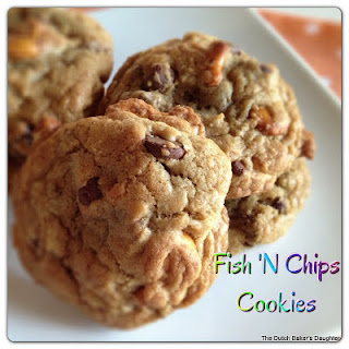 Fish 'N Chips Cookies