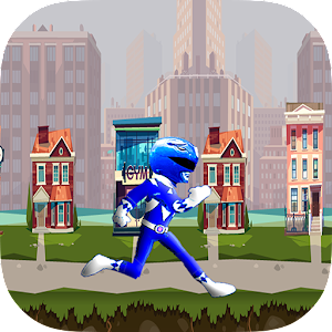 Blue Rangers Adventures for PC and MAC
