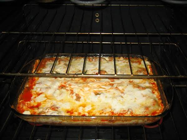 Garfield Worthy Lasagna