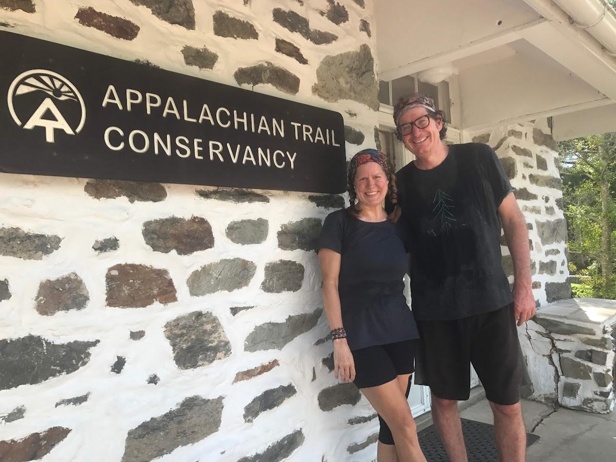 Appalachian Trail by State // Appalachian Trail Conservancy in West Virginia - Photo by: Greg Seymour