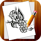 Learn To draw Mehndi icon