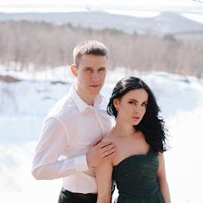 Wedding photographer Snezhana Ryzhkova (sneg27). Photo of 29.03.2017