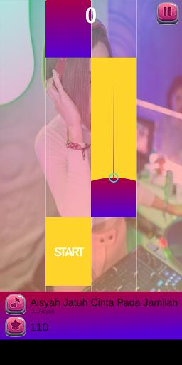 Piano Tiles DJ Aisyah Jamilah 2.3 screenshots 5