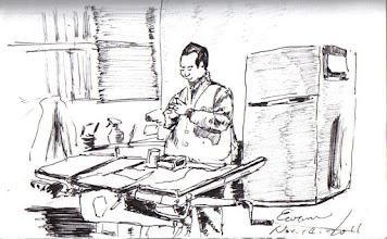 Photo: 備胰島素2011.11.14鋼筆 對於患糖尿病的收容人,平日備胰島素自然有衛生科的同仁,但假日衛生科無人值班,這工作就由沒有醫療證照的雜役來做,但這有無違法之虞呢…