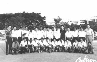 Photo: Delegação de Moçâmedes -  Final do Campeonato Provincial, realizada no Lobito.