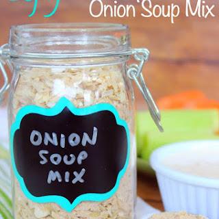 Copycat Lipton Onion Soup Mix.