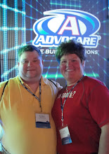 Photo: 1st Time Attendees! Kara and Hayden Pritchard!