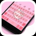 Cat -Love Emoji Keyboard icon