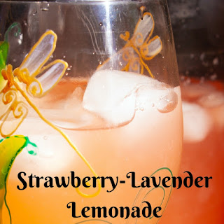 Strawberry – Lavender Lemonade Recipe