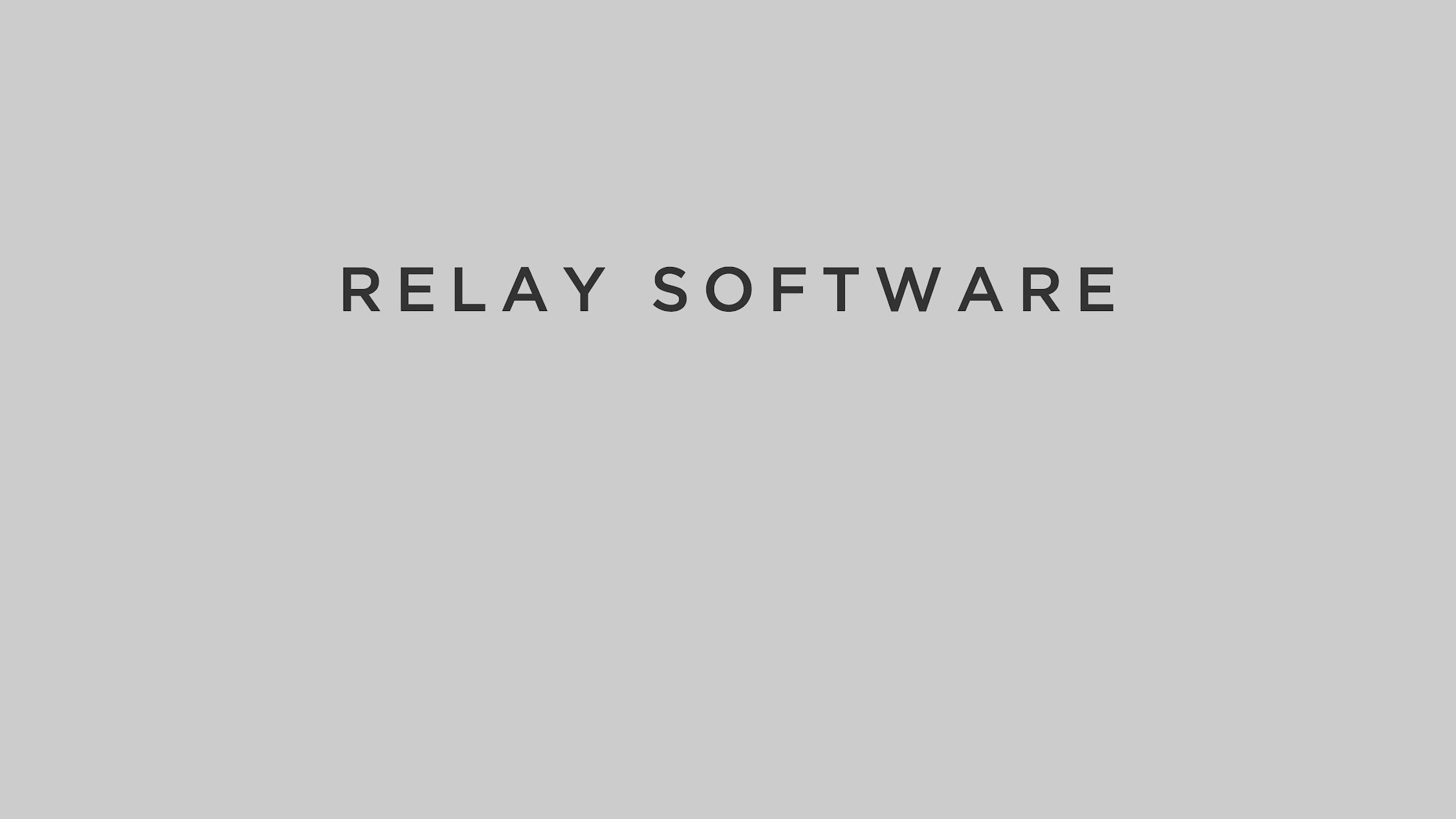Relay Software