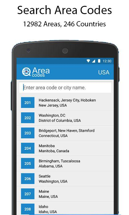 Mobile Number Locator Android Apps On Google Play - 205 area code usa