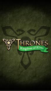 Thrones: Kingdom of Elves – Medieval Game 5