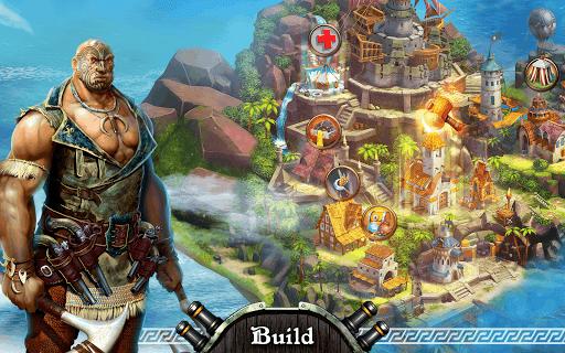 Pirate Sails: Tempest War 1.1.0 screenshots 1