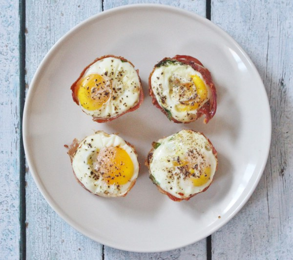 Prosciutto Egg Cups (Your New Favorite Brunch Food) Recipe | Yummly