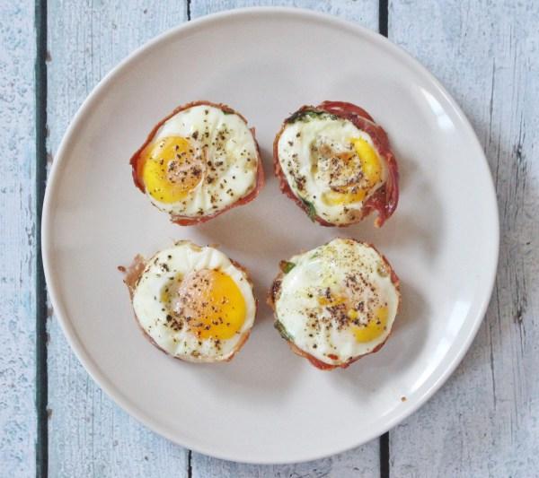 cup recipe paleo cupboard prosciutto egg cups recept yummly prosciutto ...