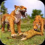 Tiger Family Simulator: City Attack