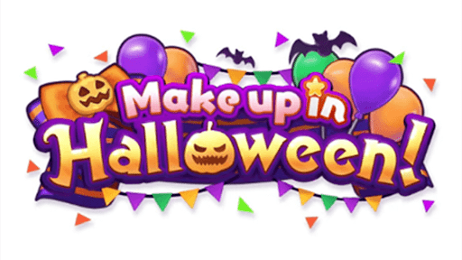 Make up in Halloween!