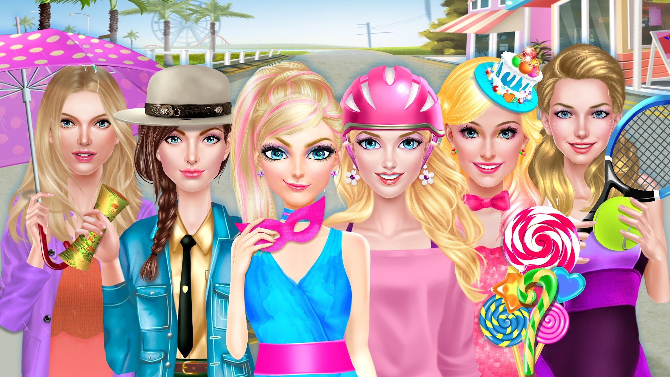 beauty girls android apps on google play