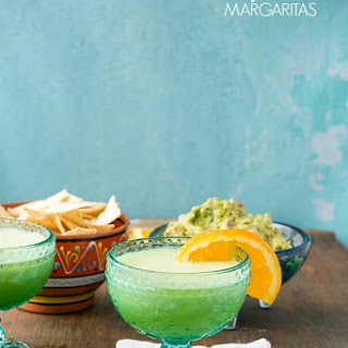 Honeydew Melon Margaritas.