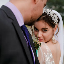 Wedding photographer Dmitriy Vorobev (Dmitriyvorobyov). Photo of 11.08.2018