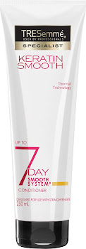 TRESemmé Keratin Smooth 7 Day Smooth Conditioner - 250ml