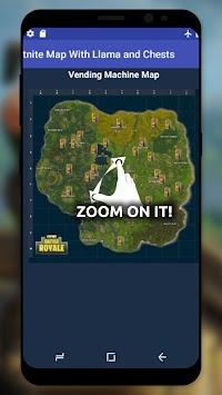 Map for Fortnite