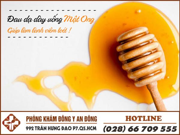 mat ong chua dau da day la phuong phap duoc nhieu nguoi tin dung
