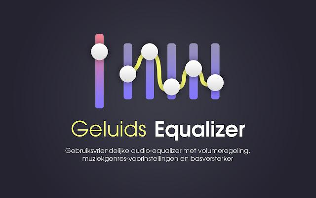 Geluidsequalizer