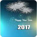Best New Year Greeting 2017 icon