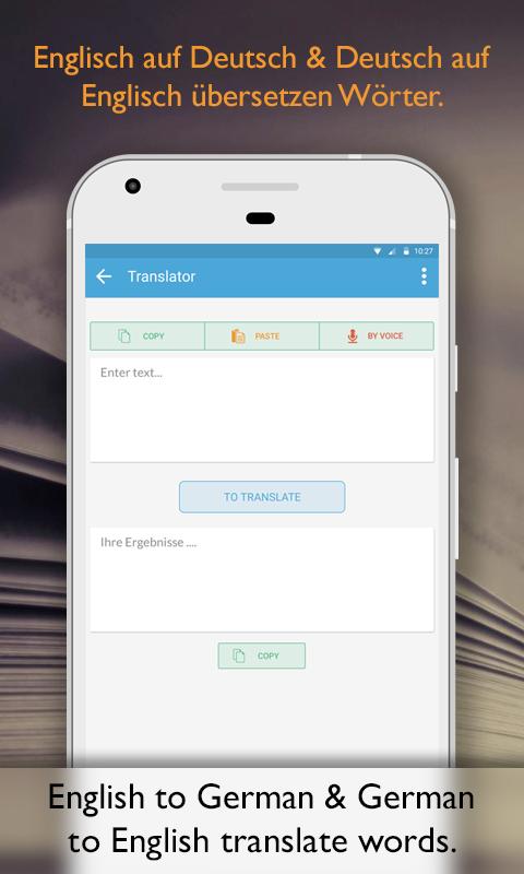 englisch deutsch übersetzer app kostenlos
