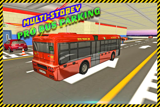 免費下載模擬APP|Multi-Storey Bus Parking Mania app開箱文|APP開箱王