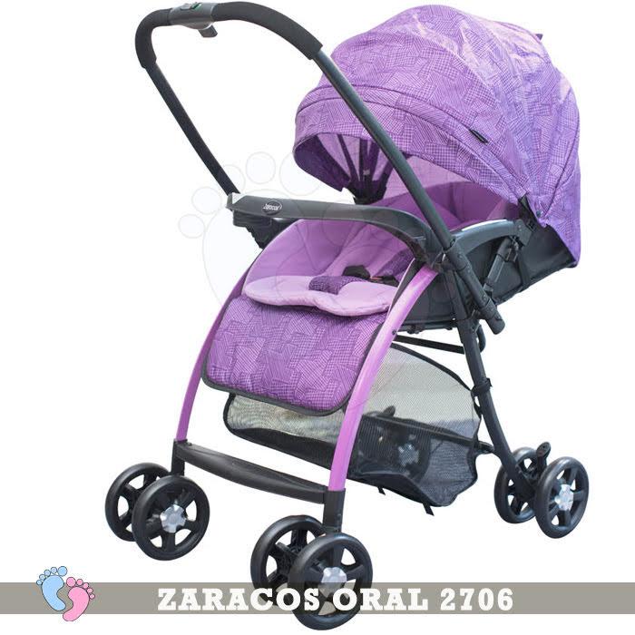 Xe đẩy trẻ em 2 chiều Zaracos Maxell 2606 2
