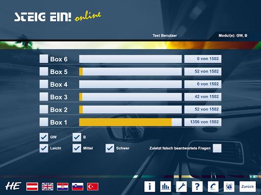 STEIG EIN! Online- App 2.0.7 screenshots 11