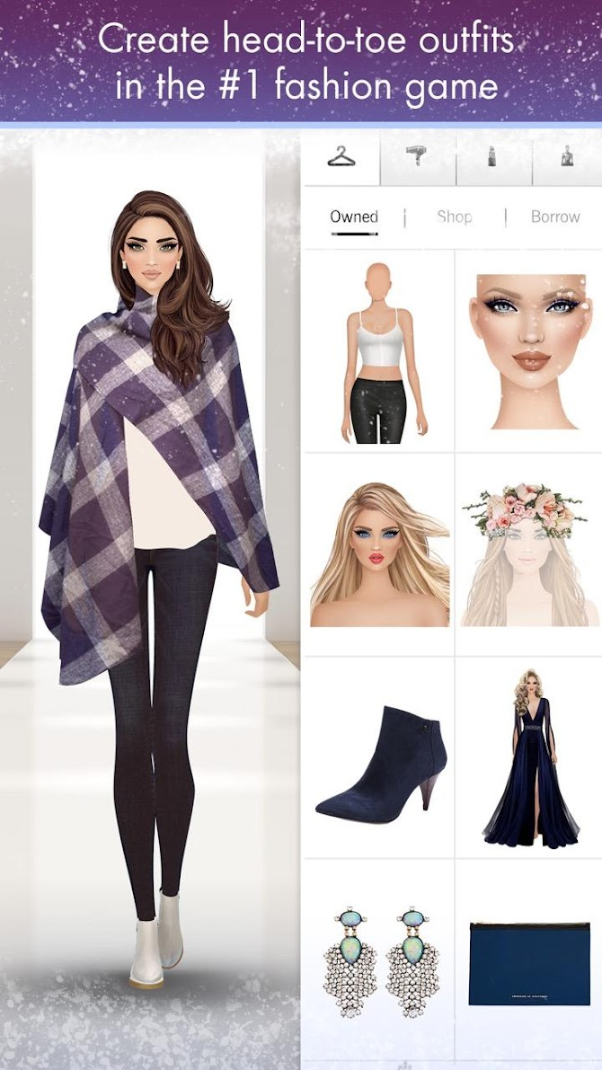 Covet Fashion - Dress Up Game Android 2