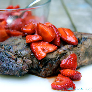 Strawberry Steak Recipes.