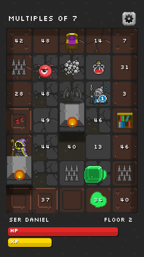 Number Knight- screenshot
