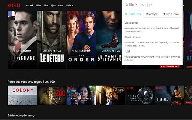 Netflix Statistiques (Nills)