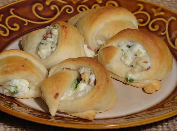 Jalapeno Popper Roll-ups Recipe