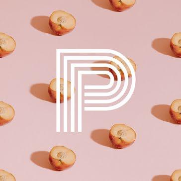 Peaches - Logo template