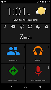 Car dashdroid-Car infotainment Screenshot