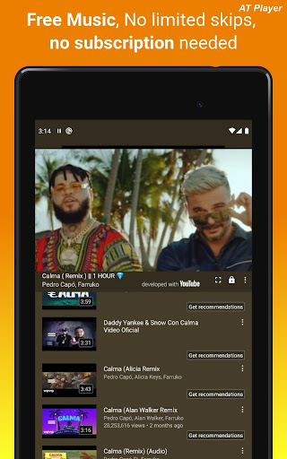 Free Music Download, Music Player, MP3 Downloader screenshot 20