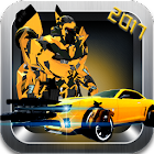 Grand Robot Car Battle icon